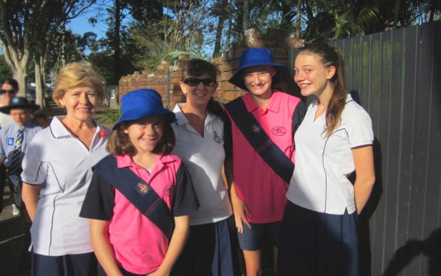 1st Bellbowrie Girls' Brigade